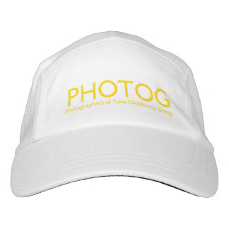 PHOTOG Hat with Gold Logo