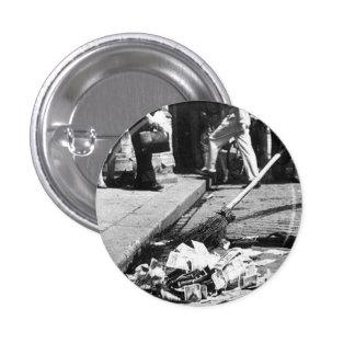 photograph 3 cm round badge