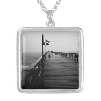 Photograph Beach Necklace