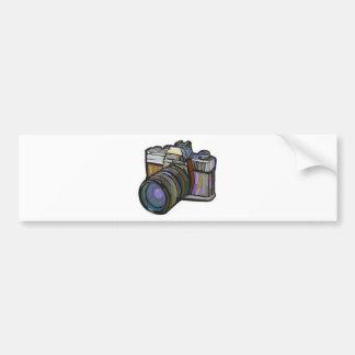 Photograph Bumper Sticker