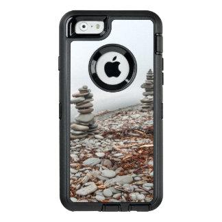 photograph inukshuk OtterBox defender iPhone case