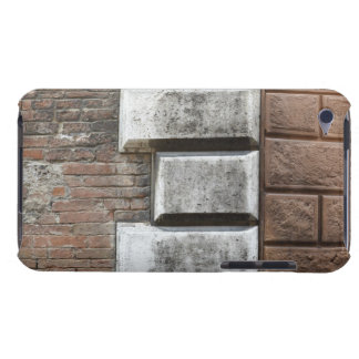 Photograph of an old brick wall in Siena Italy. Barely There iPod Covers