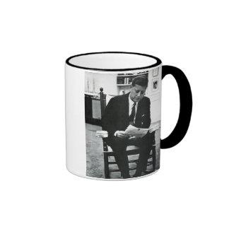 Photograph of John F. Kennedy 2 Mugs
