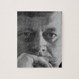 Photograph of John F. Kennedy Puzzles
