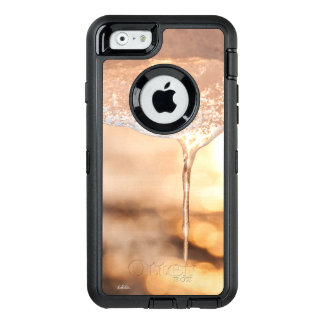 photograph of the ice OtterBox defender iPhone case