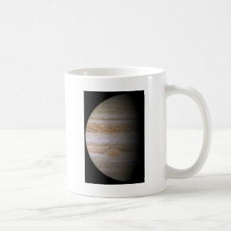 Photograph of the Jupiter planet Basic White Mug
