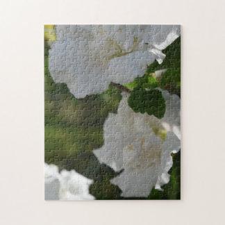 Photographed Floral Puzzle