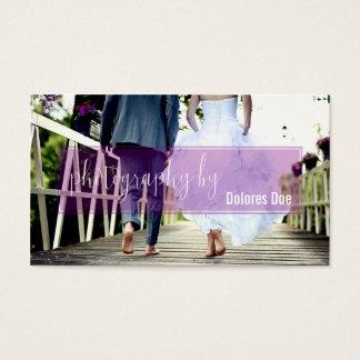 ★ Photographer Business Card