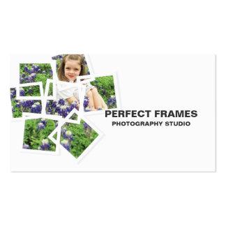 Photographer Business Card Templates