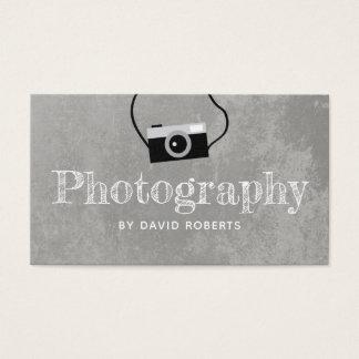 Photographer Camera Photography Studio Business Card