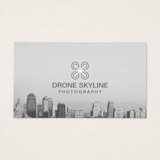 Photographer City Skyline Aerial Photography