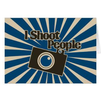 Photographer Design Card