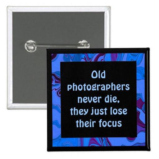 photographer funny pin