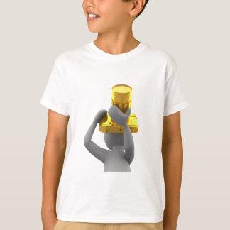 photographer golden camera T-Shirt