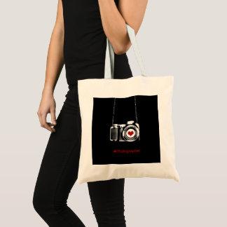 """#Photographer"" stylish Unique tote Bag"