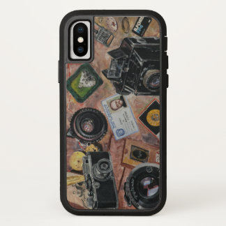 photographer table iPhone x case