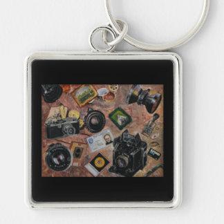 photographer table key ring