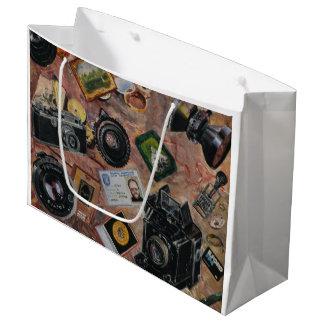 photographer table large gift bag