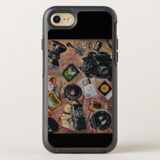 photographer table OtterBox symmetry iPhone 8/7 case