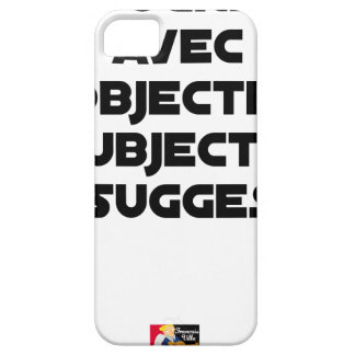 Photographer with subjective and suggestive iPhone 5 cover