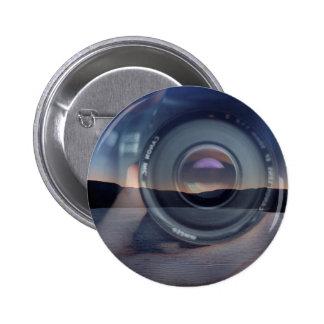 photographers accesory 6 cm round badge