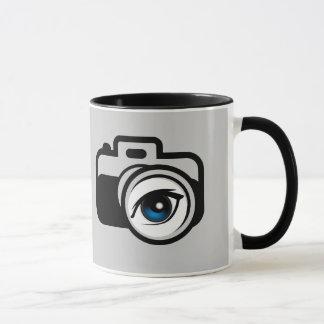 Photographers always keep things in focus mug