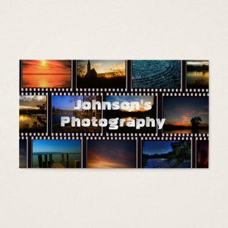 Photographer's  Business Card