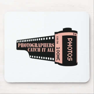 Photographers Catch It All Mousepads