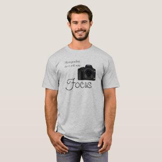 Photographers FOCUS --- T-shirt FUNNIES
