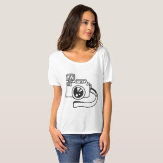 photographers shirt, camera, vintage T-Shirt