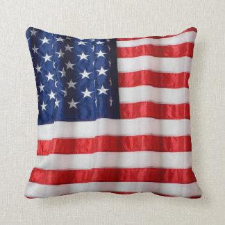 photographic flag pillow