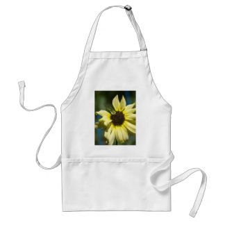 Photographs of a Sunflower on a T Shirts Standard Apron