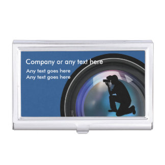 Photography Business Card Cases