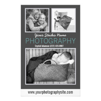 Photography Business Handout Large Sample Photos