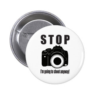 Photography-button.ai 6 Cm Round Badge