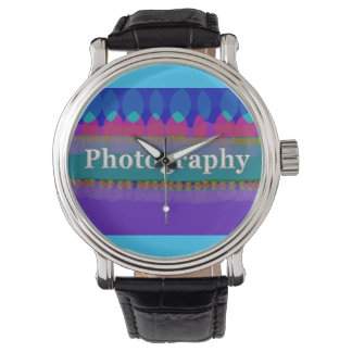 Photography Designer's watch