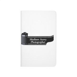 Photography Film Roll Photographer Minimal Journals