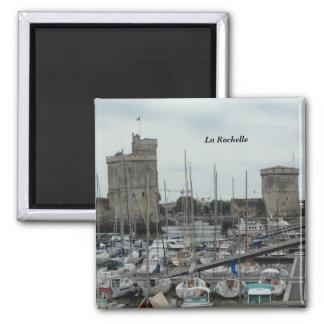 Photography La Rochelle, France - Magnet