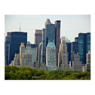 Photography New York City, USA - Postcard