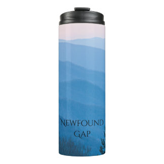Photography Newfound Gap Smoky Mountain Sunrise Thermal Tumbler