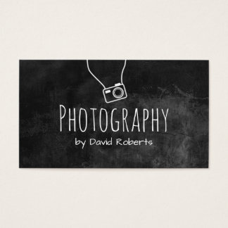 Photography Photographer Simple Camera Chalkboard