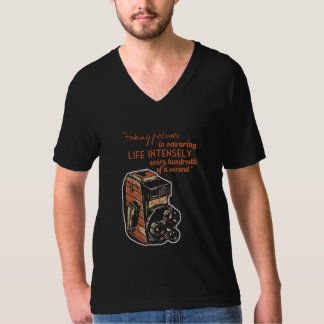 Photography Quote Shirt