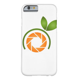 Photography shutter with green leaves barely there iPhone 6 case