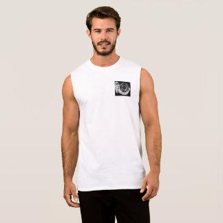 Photography Sleeveless Shirt