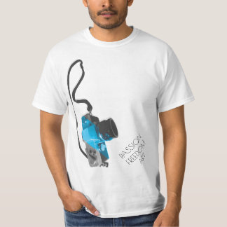 Photography T-shirt w \ retro photo camera Design