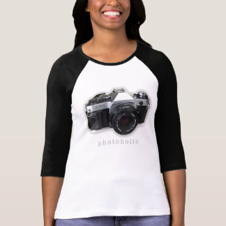 'Photoholic' Photography T-Shirt