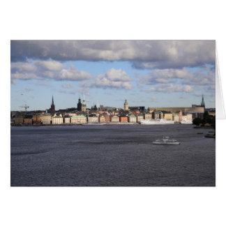 Photomap Gamla Stan, Stockholm Card