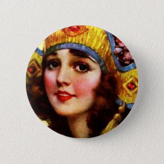 PHOTOPLAY MADGE BELLAMY AUGUST 1922.jpg 6 Cm Round Badge