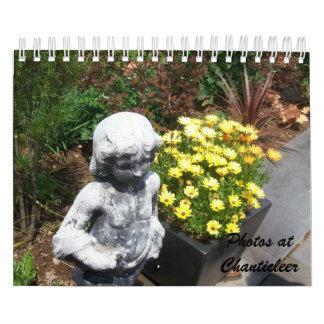 Photos at Chanticleer Wall Calendars
