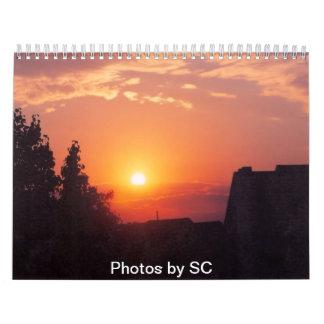 Photos by SC Wall Calendars